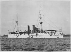 lossy-page1-1280px-Raleigh_(Cruiser_8)__Starboard_bow,_ca__1900_-_NARA_-_512958_tif.jpg