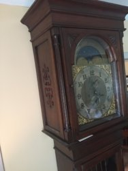 Bailey Banks Biddle Grandfather Clock Looking For Any Information Nawcc Forums