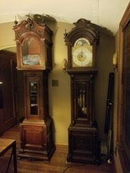 Waterbury No.72 Hall Clock Case Comparison No.68.jpg