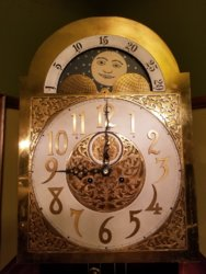 Waterbury No.72 Hall Clock Dial .jpg