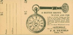 Buster Brown watch premium ticket.jpeg