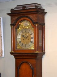 Hedge clock sold at clevedon.jpg
