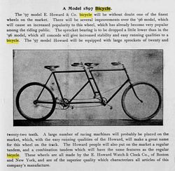 Howard tandem bicycle Keystone 12-1896.png