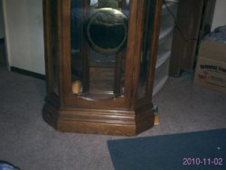 Ridgeway Grandfather Clock Identification | NAWCC Message Board
