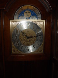 Ridgeway Grandfather Clock | NAWCC Message Board