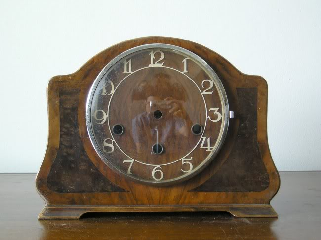 Dating hamburg american clock