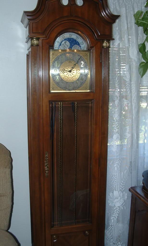 Ridgeway grandfather clock key generator