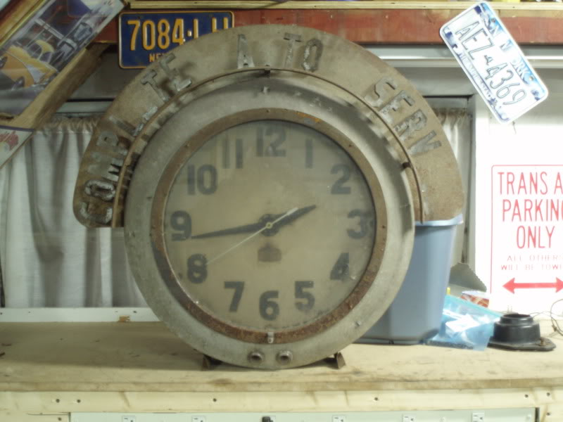 need help restoring a cleveland neon clock wiring
