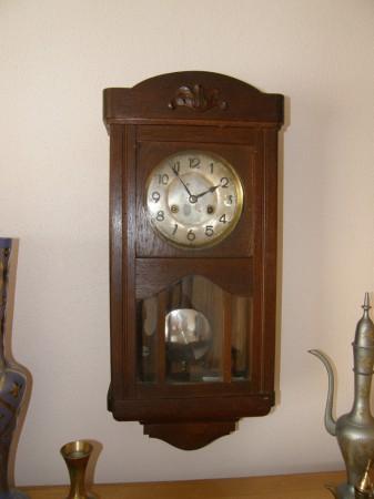 kienzle wall clock identification
