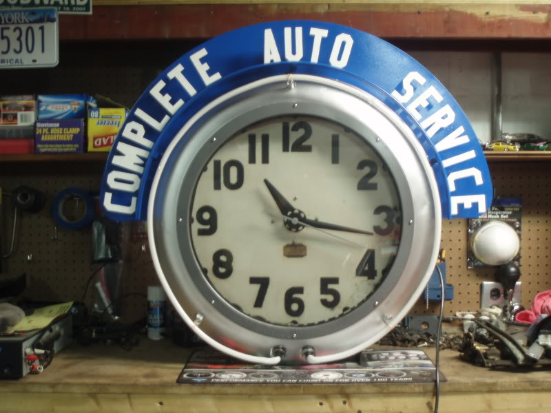 need help restoring a cleveland neon clock wiring page 2