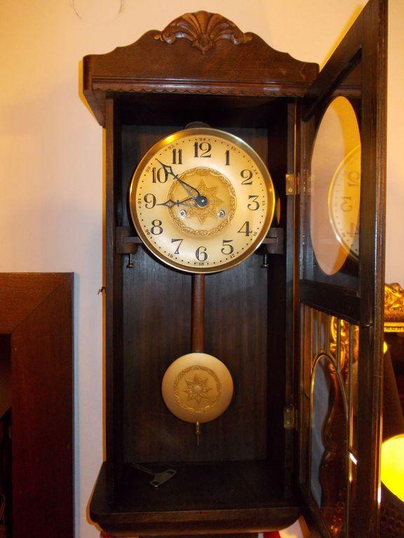 kienzle wall clock